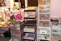 Craft Room Space