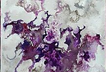 my abstract paintings
