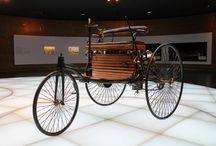 Mercedes Muzeum / Zdjęcia z Mercedes Muzeum w Stutgarcie