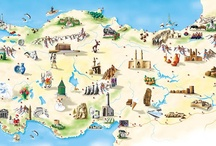 Turkey Tourist Maps / Turkey, known officially as the Republic of Turkey is a Eurasian country located in Western Asia (mostly in the Anatolian peninsula) and in East Thrace in Southeastern Europe.