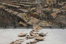 Anselm Kiefer Art / Paintings, sculpture and installations by the German artist Anselm Kiefer.