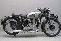 Motorbikes of the thirties