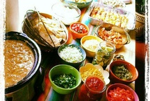 Super Bowl Party! / Yummy get the gang together food and fun / by Michelle Scott