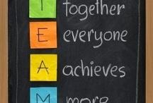 team, teamwork, net working, net Works