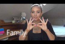 ASL /Therapy Tips for Jacob / Learning signs and tips for speech therapy, sensory issues, and OT. / by CarolJean Johnson