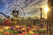 California/celebration/Disneyland 2015 / by Jess Bua