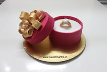 Custom Cakes / Now order/send customized homemade eggless 3D Fondant Theme cakes to Pune with just a phone call! For orders, pictures of cakes, cupcakes and reviews, please visit our website http://www.sweetmantra.in
