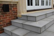 Patio step