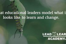 Leadership / by Lead Learner Academy