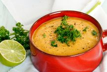 Suppen gesund und gemüsig