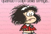 Mafalda / I love Mafalda