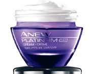 Avon Anew Platinum / Recommended for Ages 60+ or those with serious signs of aging www.youravon.com/janderson444 / by Jill Anderson