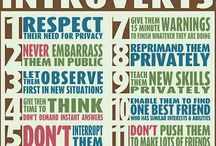 Extrovert Living with Introverts