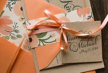 ORANGE / Orange Ideensammlung von PAPER la papp