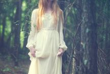 70s boho wedding / Our wedding 70s rock boho look
