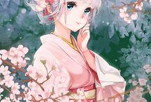 gadis anime