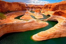 Wunderschöne Landschaften!