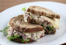 Sandwiches  / by Zona Smith