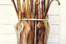 Walking Sticks, Canes, and Umbrellas