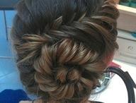 Hair styles / by Julianna Aguilar