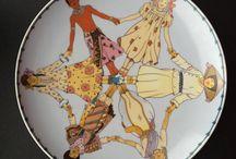 Collectable ceramics