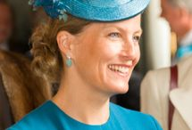 Hat Collection - Sophie Countess of Wessex