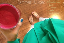 JUICE / Juicing recipes  / by Breezy In Bloom