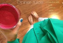 JUICE / Juicing recipes  / by Breezy In Bloom