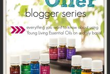 Oils. / Intro to everything essential oil related.