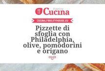 Pizze e pizzette