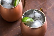 Drinks & Vessels / Teas, rum, cups and mugs