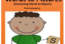 Language & Vocabulary Building Activites / Language & Vocabulary Building Activities. This resource is GREAT to use for practice in between progress monitoring. It was designed to provide practice and intervention of early reading and beginning literacy skills.  Your pre-reader will start learning to connect words to pictures of familiar objects and write those words in this early reading workbook.