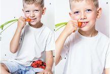 Kamyczki / children's fashion , photography