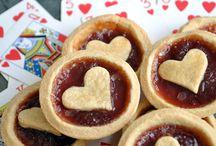 tarts with hearts