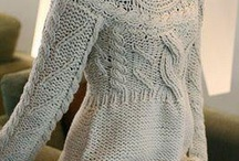 Style laine  (tricot ou crochet)