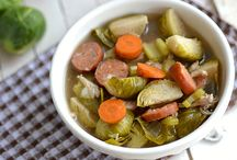 Soups and Stews / by Maggie Hashey