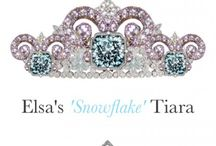 The Tiaras for Princess ❤❤