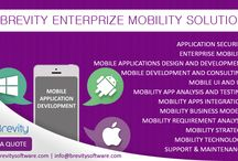 Enterprise Mobility Solutions / Enterprise Mobility Solutions : http://www.brevitysoftware.com/expertise/enterprise-mobility-solutions
