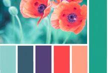 Референсы Цветов