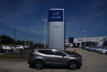 SOLD!! 2014!!! Hyundai Santa Fe $25,740 Stock #6005 / Year:2014 Make:Hyundai Model:Santa Fe Series:Sport FWD 2.4 Body:4 Dr SUV Engine:2.4L 4Cyl Transmission:Automatic Miles:11 Price:$25,740