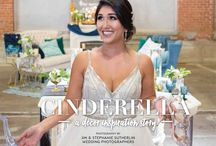 """""""Cinderella"""" - A Real Weddings Styled Photo Shoot / From the """"Cinderella"""" feature in the Winter/Spring 2017 issue of Real Weddings Magazine, Jim & Stephanie Sutherlin Wedding Photographers © Real Weddings Magazine, www.realweddingsmag.com. For a full list of vendors on this styled shoot, and to see more photos, go to: http://realweddingsmag.com/sacramento-wedding-inspiration-cinderella-the-layout-from-the-winterspring-2017-issue-of-real-weddings-magazine/"""