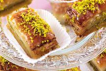 Orientalischer Abend / Leckeres Süßes
