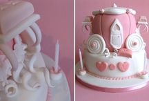 Birthday Cake Ideas/Party Ideas / by Leslie Christopher