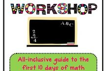 Math Workshop / by Donella Sherry