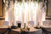 СВАДЕБНЫЙ КАТАЛОГ / ВАРИАНТЫ оформления свадеб разных стилей