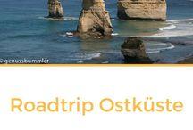 Ozeanien / Reisetipps für Neuseeland und Australien