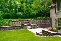 Retaining Walls / Beautiful and functional