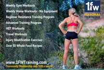 Fitness Training with 1fw / Find out more about 1FW Training and what we offer! http://1fwtraining.com/membership-options/