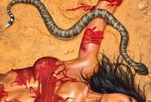 Marvel DC &comics