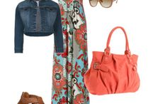 My summer style / by Tracy Smith
